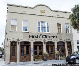 First Citizens Bank in Charleston