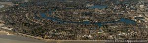 Foster City, California Aerial Photo