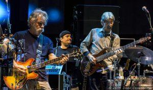 Bob Weir & Phil Lesh with Furthur