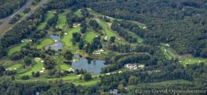 GlenArbor Golf Club Aerial Photo
