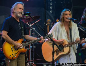 Bob Weir and Grace Potter