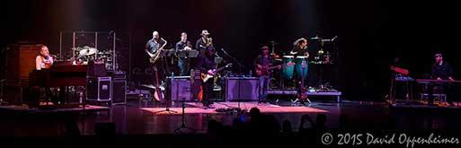 Gregg Allman Band at Harrahs Cherokee Casino Resort 2015