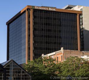 Guaranty Bank Building in Denver
