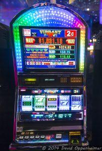 Harrah's Cherokee Casino Resort Slot Machine