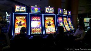 Video Poker Machines at Harrah's Cherokee Casino Resort