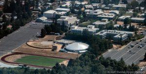 Highline Community College Aerial