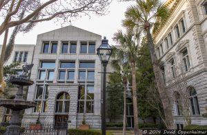 U.S. District Court Hollings Judicial Center Building