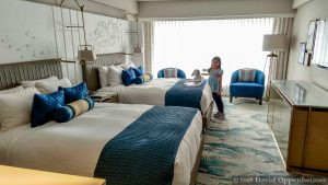 Hotel Nikko Room in San Francisco, California