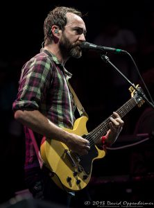 James Mercer with The Shins