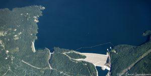 Jocassee Dam - Jocassee Pumped Storage Hydro Station