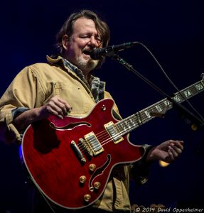 John Bell with Widespread Panic