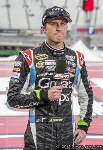 Kasey Kahne at Bristol Motor Speedway during NASCAR Sprint Cup Food City 500