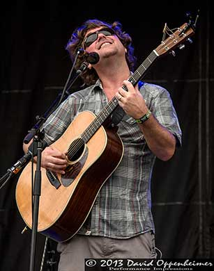 Keller Williams with The Travelin' McCourys All Good Music Festival 2013