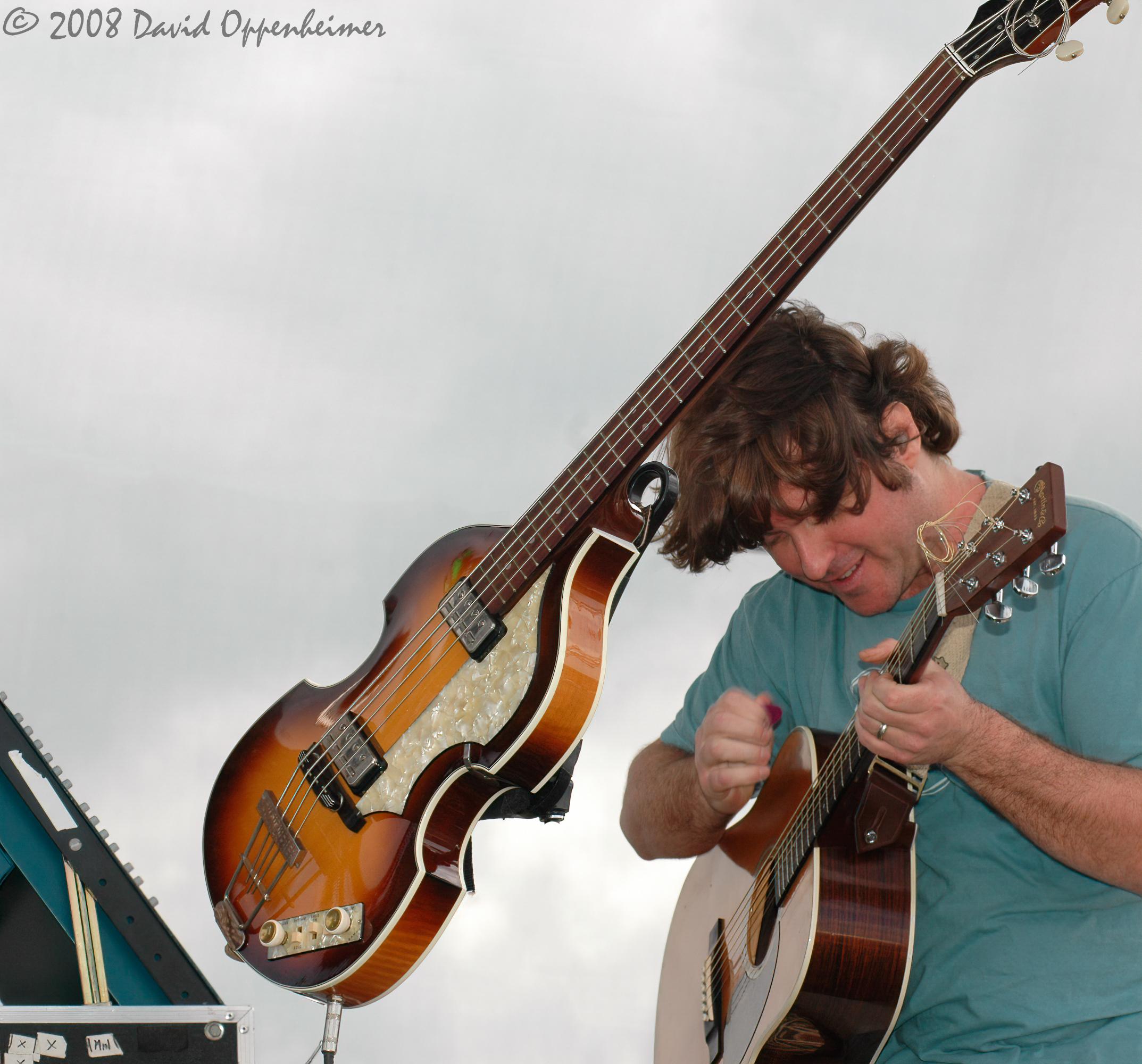 Keller Williams at Langerado Music Festival 2008