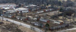Kinloch in St. Louis Aerial Photo