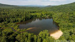 Lake Powhatan Recreation Area