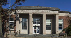 Larchmont Post Office