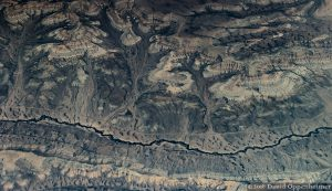 Lincoln County Wyoming Canyons and Muddy Creek Aerial