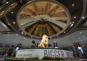 MGM Grand Las Vegas in Las Vegas, Nevada