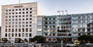 Macy's Union Square San Francisco Building