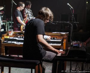 Marco Benevento with Bustle In Your Hedgerow