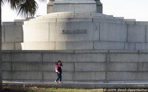Marion Square in Charleston