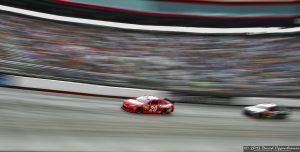 Matt Kenseth at Bristol Motor Speedway during NASCAR Sprint Cup Food City 500