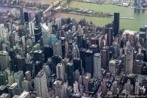 Midtown East NYC Aerial Photo