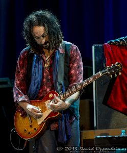 Mike Campbell with Tom Petty and the Heartbreakers