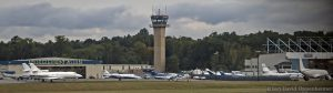 Westchester County Airport Million Air in White Plains, New York