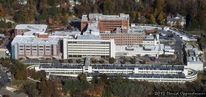 Mission Hospital - Mission Health System Aerial Photo