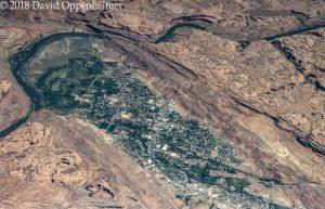 Moab Utah Aerial