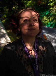 Molly McGovern President of Aine Aromatics