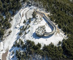 Mount Mitchell State Park Observation Deck