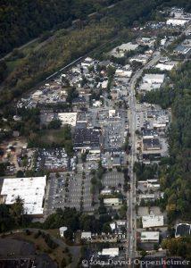 Mount Kisco, New York Aerial Photo