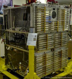 NASA ATS-6 Satellite