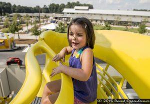 Ferris wheel at NC Mountain State Fair