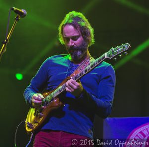 Neal Casal with Hard Working Americans