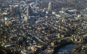 New Rochelle Real Estate Aerial Photo