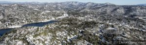 North Asheville Real Estate Aerial