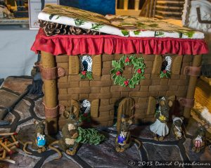 National Gingerbread House Competition at The Omni Grove Park Inn