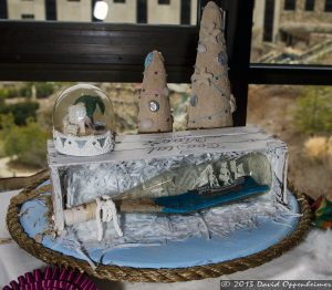 National Gingerbread House Competition at The Omni Grove Park Inn - Ship in a Bottle