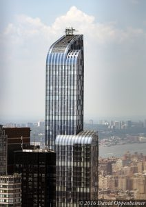 One57 and Park Hyatt Hotel in NYC