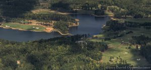 Piedmont Driving Club Aerial Photo
