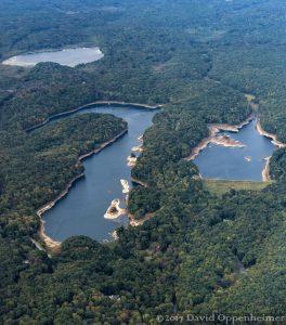Pound Ridge Real Estate Aerial Photo