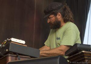Ray Paczkowski with Trey Anastasio Band