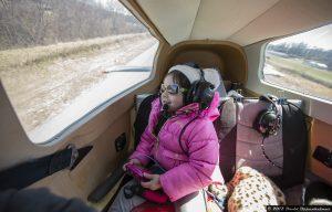 Rebecca Aerial Photography Flight