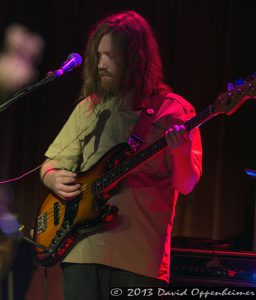 Reed Mathis with Mickey Hart Band