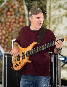 Ric Fierabracci on Bass
