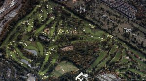 Ridgewood Country Club Aerial Photo